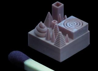 Mareco Micro Prototyping Pyramide