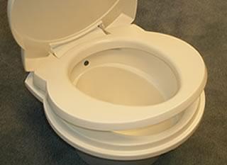 Mareco Rapid Protoyping, Toilet