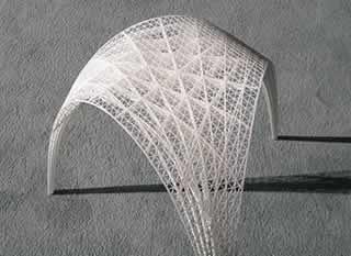 Mareco Rapid Protoyping, Gaudi Seat